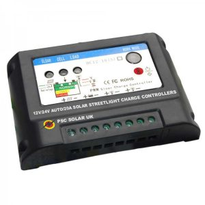 12V/24V AUTO 20A SOLAR STREETLIGHT CHARGE CONTROLLERS