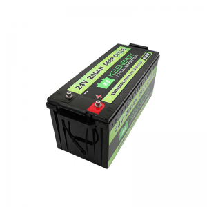 24V/200AH GSL Lifepo4 Deep Cycle Lithium Ion Battery Pack