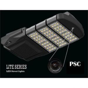 30W PSC SOLAR(UK) LED STREETLIGHT WITH INBUILT CCTV CAMERA