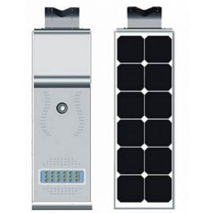 40W ALL-IN-ONE LED SOLAR STREETLIGHT BULKHEAD