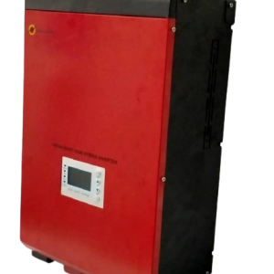 10KVA OGM HYBRID INVERTER COMPLETE SOLAR POWER SYSTEM WITH 8 x 380W Solar Panel and 8 x 12V/230A EXIDE/SONNENSCHEIN BATTERIES