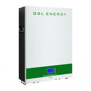 Powerwall GSL Lifepo4 24V/200AH GSL2420U 5kwh Lithium Battery For Solar Storage