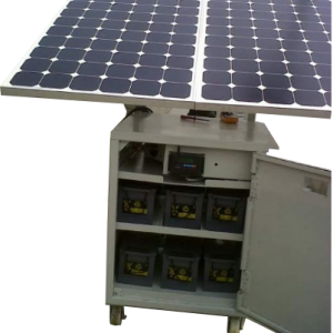 3.5KVA PORTABLE SOLAR GENERATORS