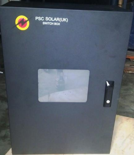 360A/500V DC CIRCUIT BREAKER SWITCH BOX