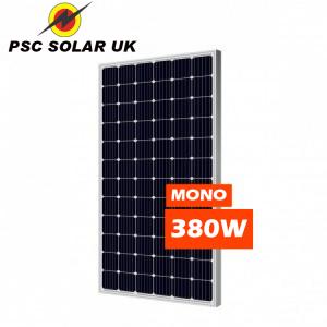 380W PSC SOLAR UK MONOCRYSTALLINE SOLAR PANEL PV MODULE