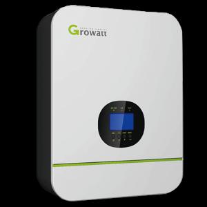 GROWATT 6KVA/48V SMART OFFGRID SOLAR INVERTER (TRANSFORMERLESS/STACKABLE UP TO 6 UNITS)
